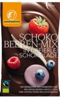 Schoko-Beeren-Mix